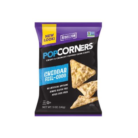 POP CORNERS Cheddar (Gluten Free)