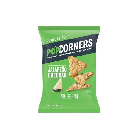 POP CORNERS Jalapeno (Gluten Free)